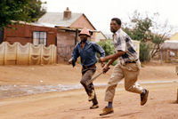 Election violence, South Africa, 1994