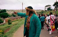 Election violence, South Africa, 1995