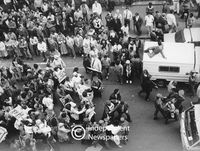 1989 political demonstrations, Cape Town