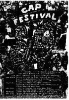 Community Arts Project (CAP) Festival 1989  (December 1-10) : Building a National Culture