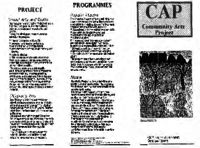 CAP information sheet, October 1990