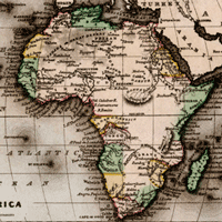African Historical Maps
