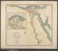 A New Map of Egypt