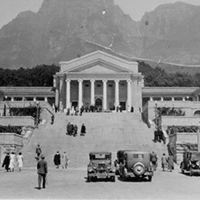 UCT through the years: 1900 - present