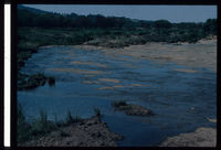 Blood River above vlei